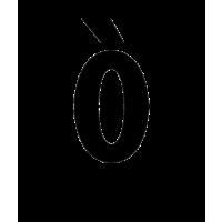 Glyph 105