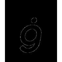 Glyph 354