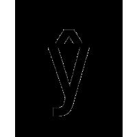 Glyph 248