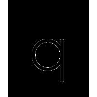 Glyph 261