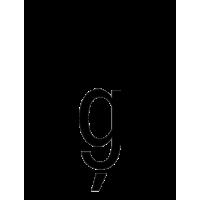 Glyph 285