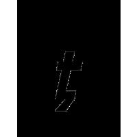 Glyph 232