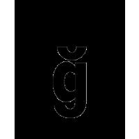Glyph 283