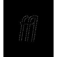 Glyph 299