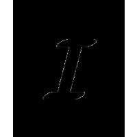 Glyph 19