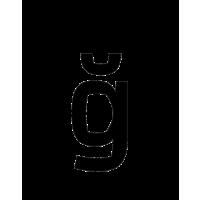 Glyph 255